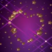 Link toSet of unusual heart elements vector graphic 04