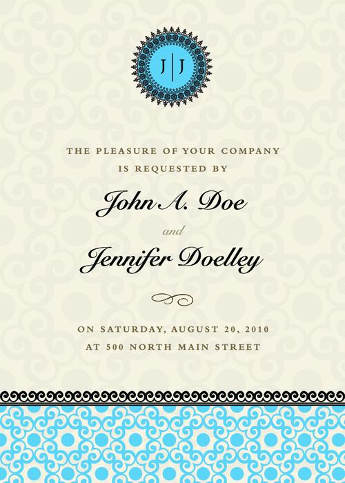vintage floral invitations cover design vector 03 free download