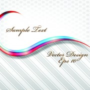 Link toSet of abstract white vector backgrounds graphic 01