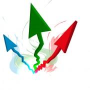 Link toSet of different arrow mix vector 05