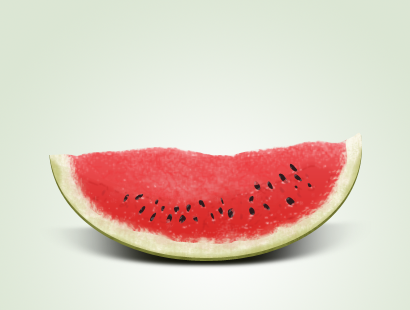 vivid watermelon template psd free download