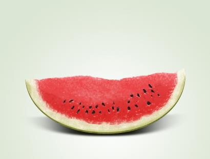 Vivid Watermelon template psd