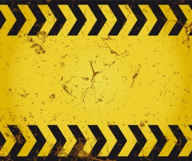 Construction Warning signs Background design vector 05