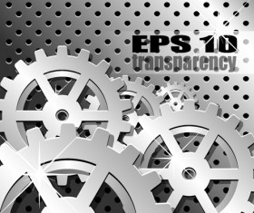 Different Gears mix vector set 03