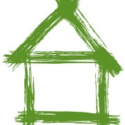 Link toSet of green eco house vector 04