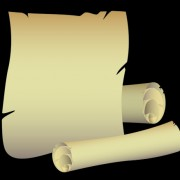 Link toRipped of old parchment elements vector graphic 04