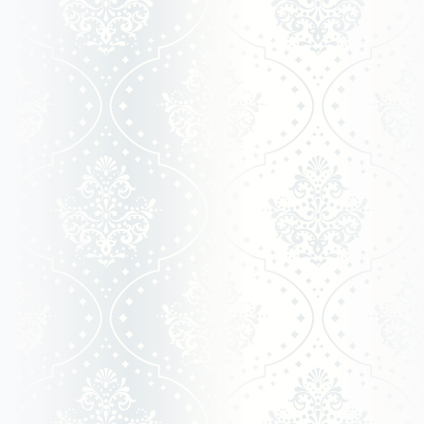 bright white floral vector backgrounds set 05 - vector background