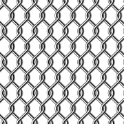Link toFence made of metal wire vector background graphic 01