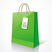 Link toColor paper shopping bags design vector 02