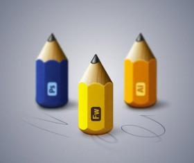 Vivid Pencil icon