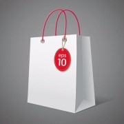 Link toColor paper shopping bags design vector 04