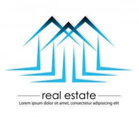 Real estate Building design elements vector 04