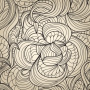 Link toSet of snake texture pattern vector 04