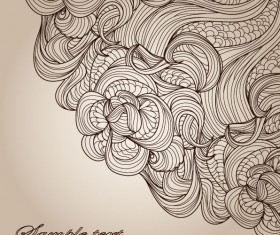Set of Snake texture pattern vector 07