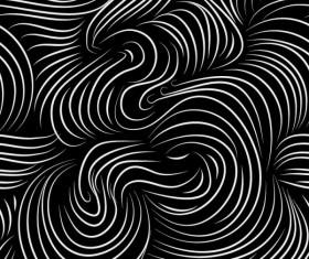Set of Snake texture pattern vector 09