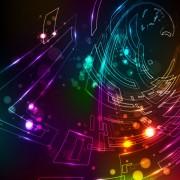 Link toAbstract dynamic light lines vector backgrounds vector 01