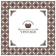 Link toSet of vintage ornate frames vector art 03