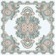 Link toRetro decorative pattern frames and borders vector 01