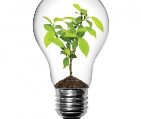 Set of light bulb design elements vector 03