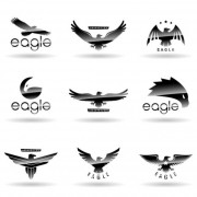 Link toDifferent style of logos design elements vector 06