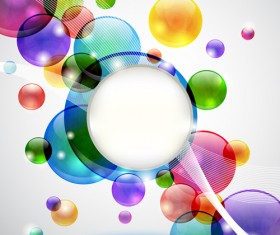 Glowing Abstract Backgrounds design vector 01