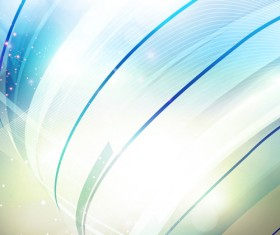 Glowing Abstract Backgrounds design vector 02