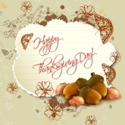 Link toAutumn elements greeting cards design vector 03