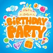 Link toCreative happy birthday design elements vector art 03