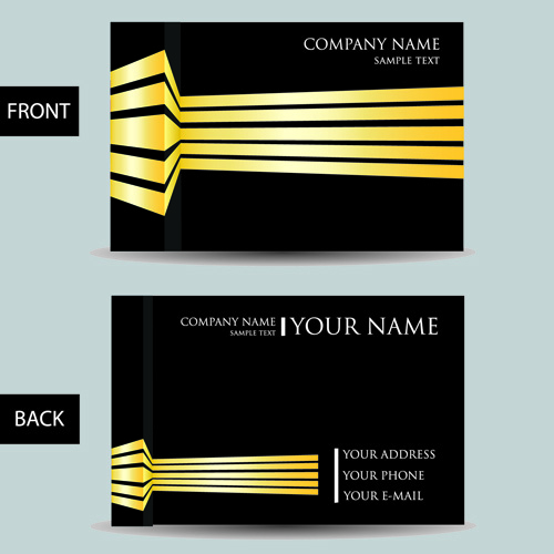 Set of creative modern business cards vector 04 free download set of creative modern business cards vector 04 reheart Gallery