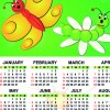 Set of Calendar 2013 design elements vector 03