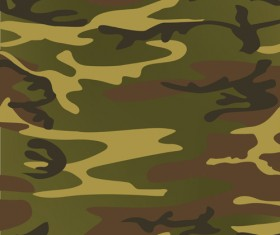 Different Camouflage pattern design vector set 02