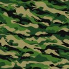 Different Camouflage pattern design vector set 05