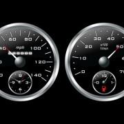 Link toDifferent car dashboard design vector 04