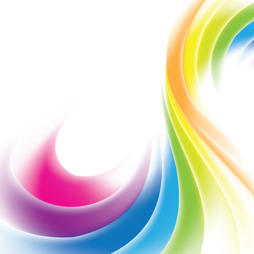 ... Colored backgrounds vector set 04 - Vector Background free download