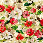 Link toSet of different flower pattern elements vector 11