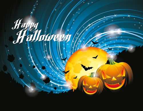 Halloween party background with pumpkin vector 01 over millions halloween party background with pumpkin vector 01 toneelgroepblik Images