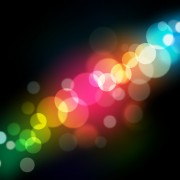 Link toAbstract backgrounds with light design vector 01