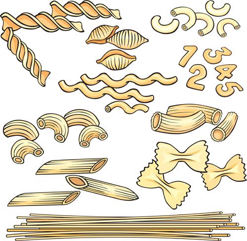 italian food cartoon