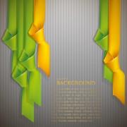 Link toRibbons knot vector background 01