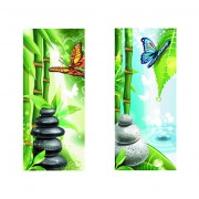 Link toSet of different spa design elements vector art 03