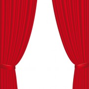 Link toRed curtain for backstage design vector 01