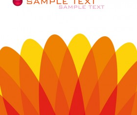Set of Abstract backgrounds mix vector 01
