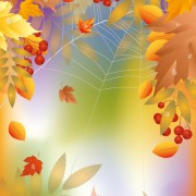 Link toShiny autumn vector background art 01