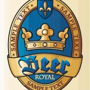 Link toSet of vivid beer label vector 03