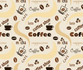 Set of Coffee logo design elements mix vector 04