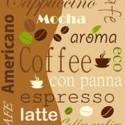 Link toSet of coffee logo design elements mix vector 05