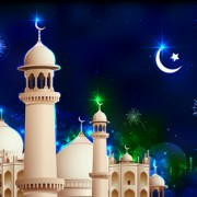 Link toElements of mosque backgrounds vector graphic 02