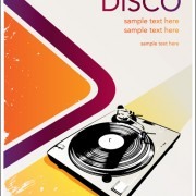 Link toSet of music elements vector graphic 02