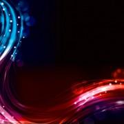 Link toSet of neon spectrum design vector background 05