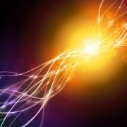 Link toNeon light beam vector backgrounds set 06